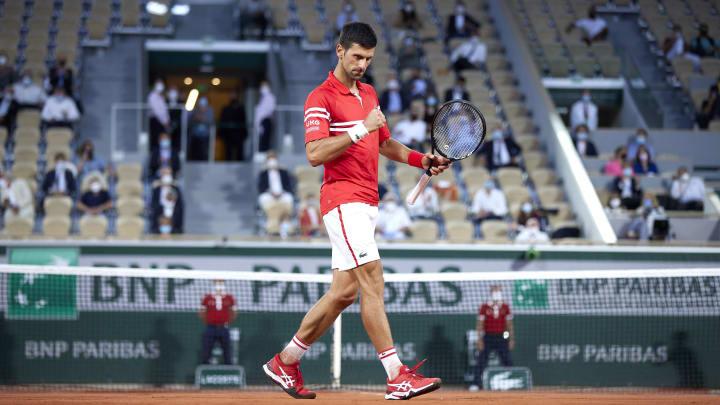 Novak Djokovic mandó saludos al MVP Nikola Jokic