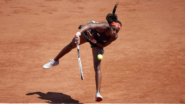 Coco Gauff is one step closer to winning the French Open.
