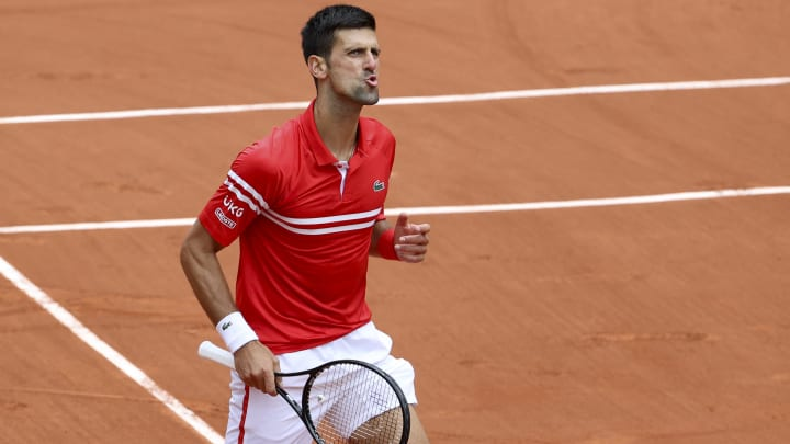 Novak Djokovic vs Lorenzo Musetti prediction and odds for French Open men's singles match.