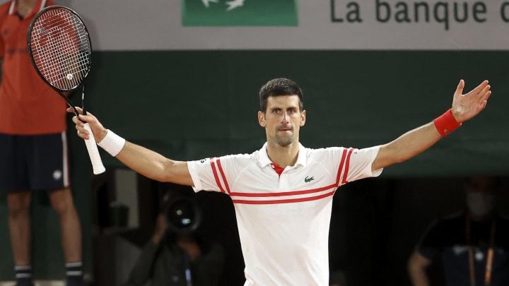 Novak Djokovic vs Stefanos Tsitsipas prediction and odds for French Open men's final match.
