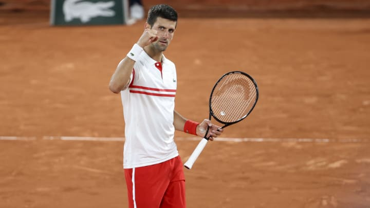The men's French Open is set with No. 1 seed Novak Djokovic a huge favorite over No. 5 seed Stefanos Tsitsipas on FanDuel Sportsbook.