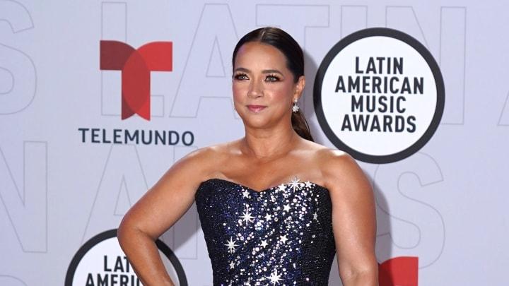 Adamari López es una de las conductoras del matutino de Telemundo