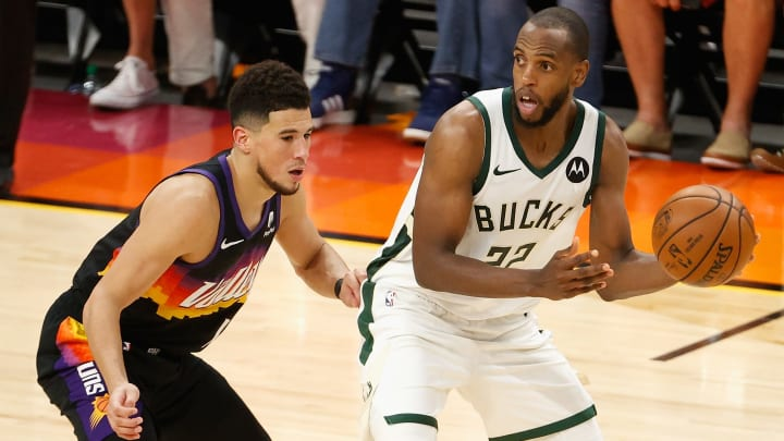 Who won Game 6 of the NBA Finals: Suns vs Bucks score and result last night.