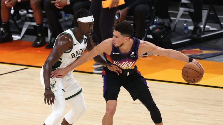 La defensa de Jrue Holiday es una de las más reconocidas de la NBA