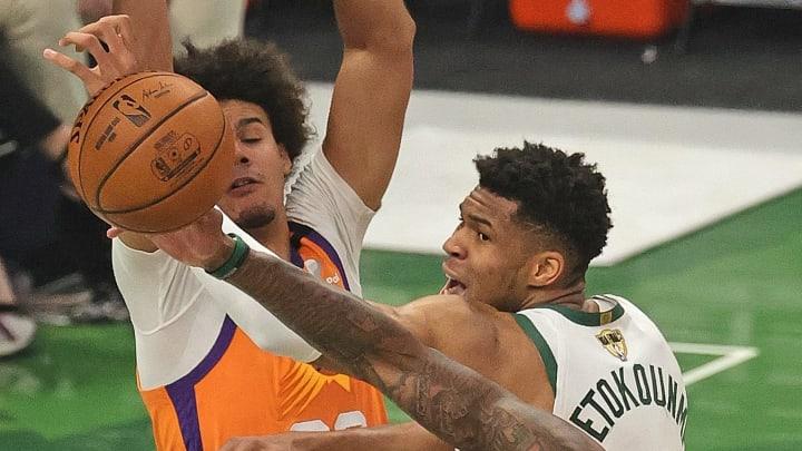 Best prop bets for Bucks vs Suns NBA Finals Game 5.