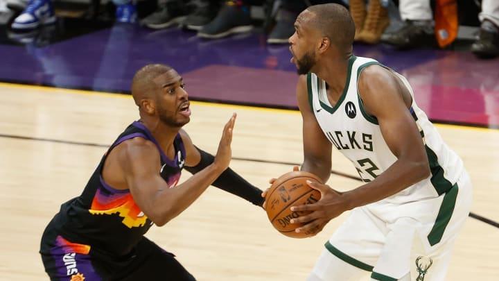 Milwaukee Bucks vs Phoenix Suns prediction and pick for NBA Finals Game 2.