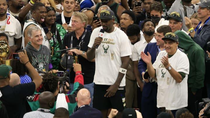 Bobby Portis - 2021 NBA Finals - Game Six