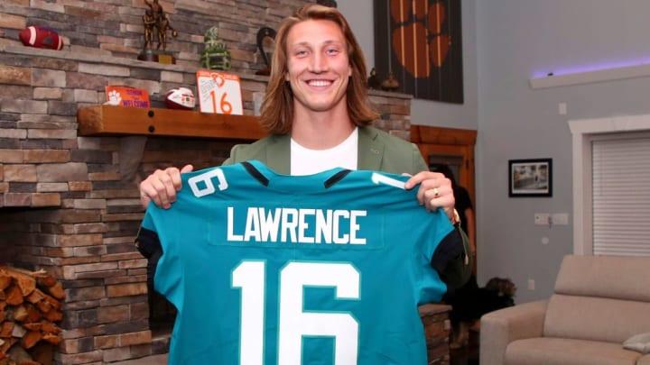 NY Jets, Trevor Lawrence