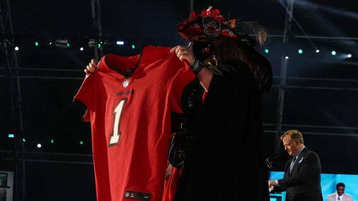 Check out the full list of Buccaneers Draft Picks from the 2021 NFL Draft