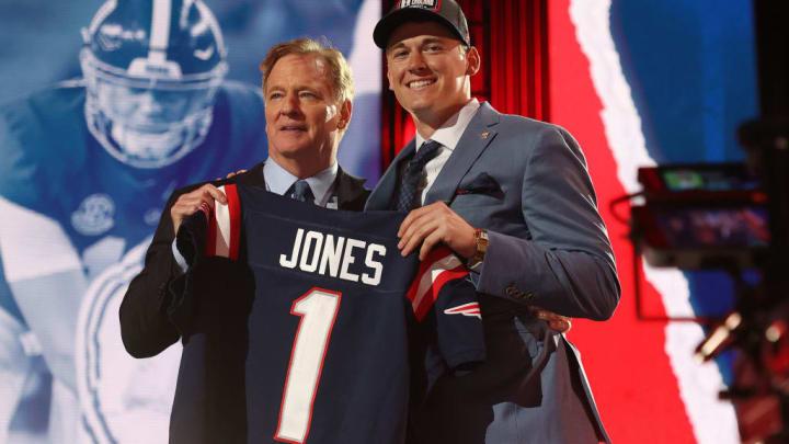 NY Jets, Mac Jones