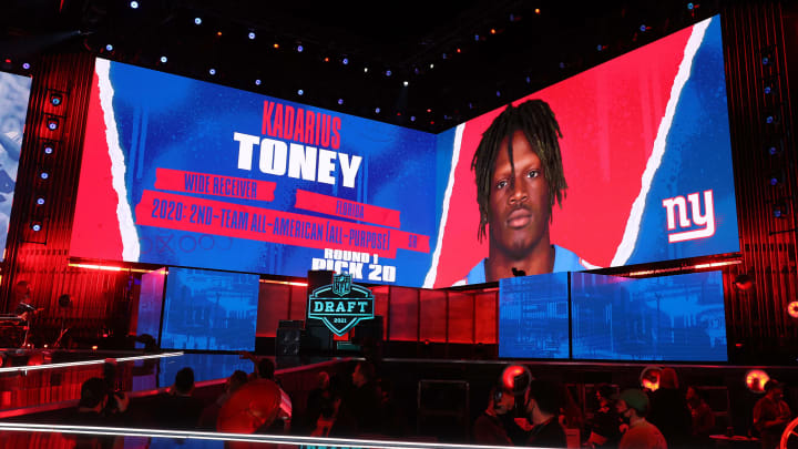 Kadarius Toney is primed for a versatile role in the 2021 campaign.
