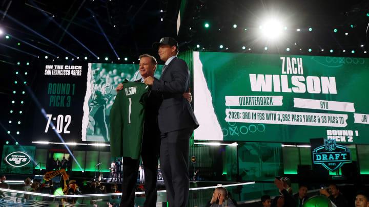 Jets draft picks 2021: full list of the New York Jets' 2021 draft picks & grades for each pick.