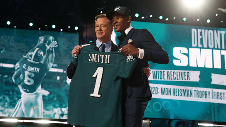 Eagles draft picks 2021: full list of Eagles' 2021 draft grades and picks.