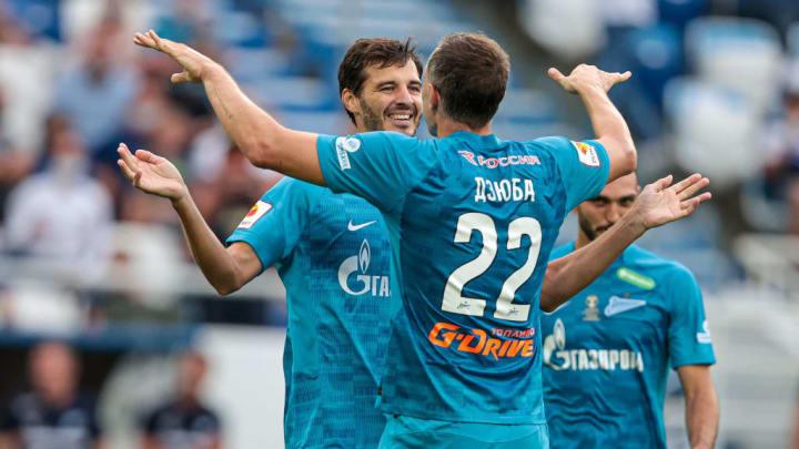 2021 Russian Football Super Cup: Zenit vs Lokomotiv Moscow
