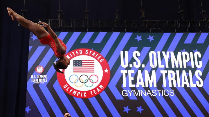 2021 Tokyo Olympics: USA Gymnastics Team Olympics roster for men's and women's gymnastics.