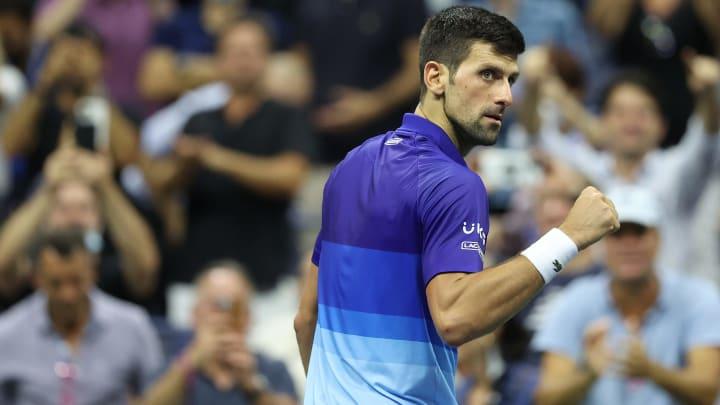 Novak Djokovic vs Alexander Zverev odds and prediction for US Open men's singles match.