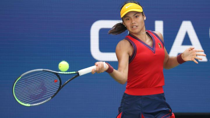 Emma Raducanu vs Maria Sakkari odds and prediction for US Open women's singles match.
