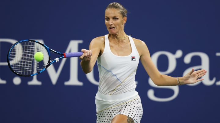 Karolina Pliskova vs Maria Sakkari odds and prediction for US Open women's singles match.