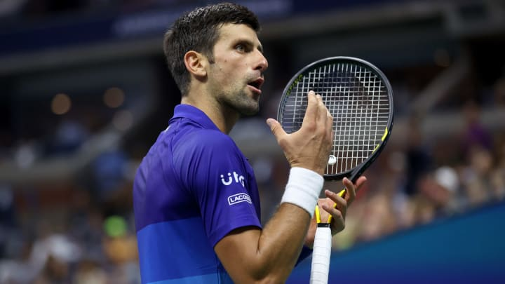 Novak Djokovic vs Matteo Berrettini odds and prediction for US Open men's singles match.