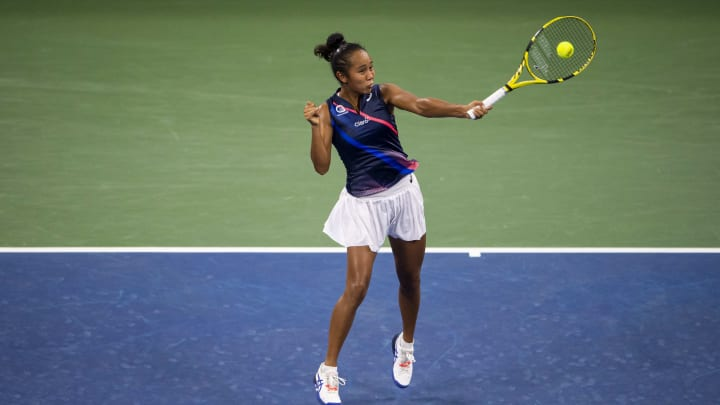 Young tennis up-and-comers are making headlines as the US Open women's bracket heads into the quarterfinals with odds to win according to FanDuel.