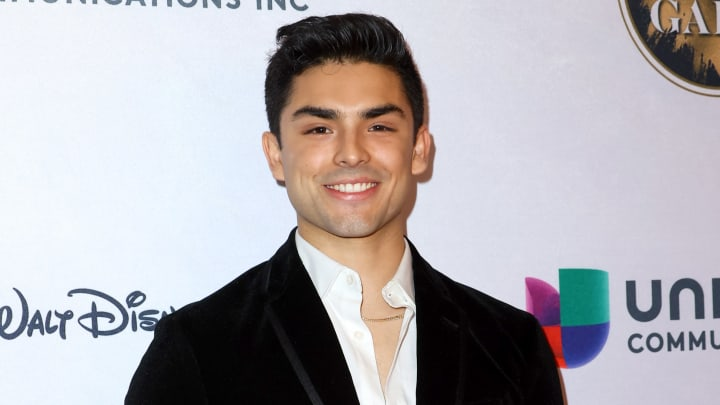 Cesar actor Diego Tinoco from Netflix's 'On My Block'
