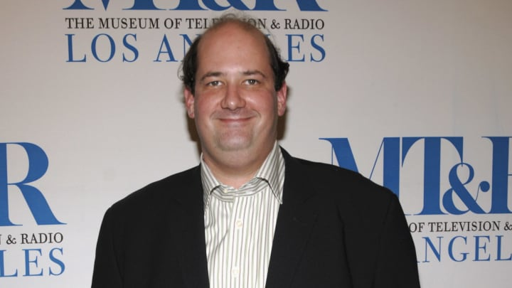Kevin Malone actor Brian Baumgartner will host a podcast about 'The Office.'