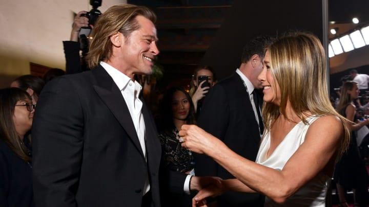 Brad Pitt y Jennifer Aniston volverán a trabajar juntos después de casi veinte años