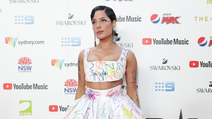 Haley at the 33rd Annual ARIA Awards 2019