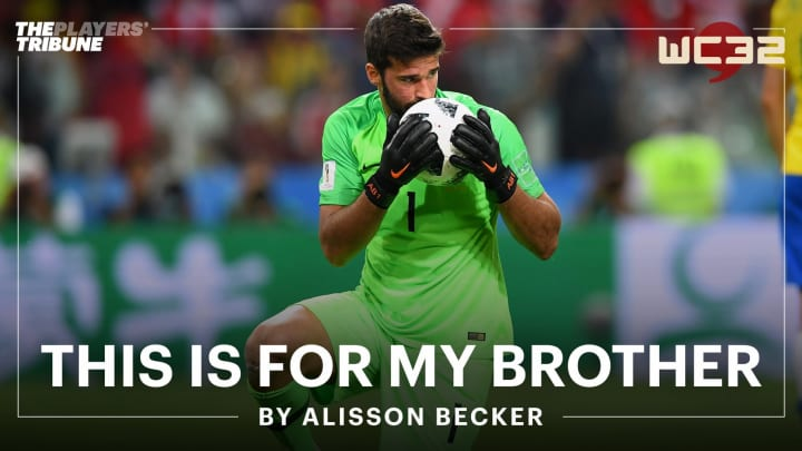 This Is For My Brother | By Alisson Becker
