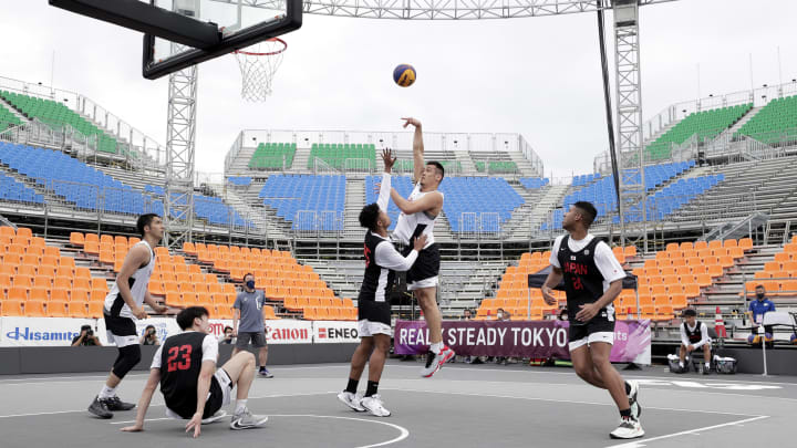 3x3 Basketball Olympics 2021: Schedule, teams, location odds and qualifiers.