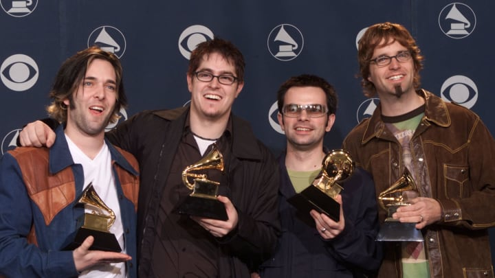 43rd Annual Grammy Awards - Pressroom