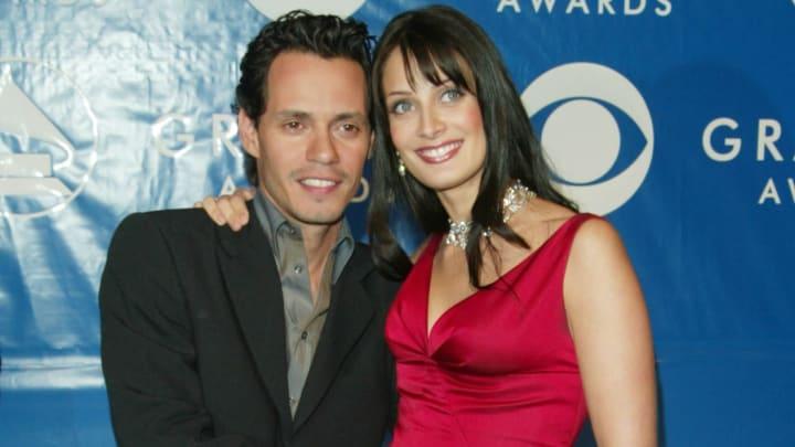 Dayanara Torres y Marc Anthony estuvieron casados durante cuatro años