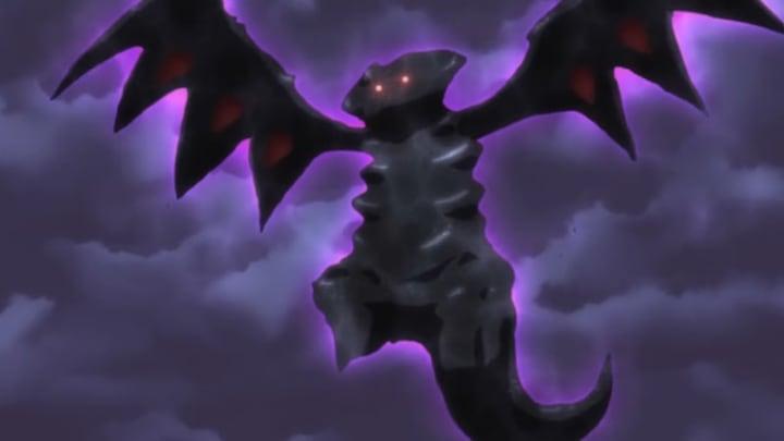 Giratina from Pokémon Origins