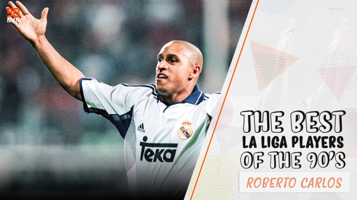Roberto Carlos: The Complete Modern Day Full-Back With Thunder in His Boots