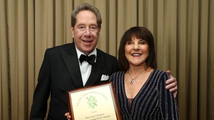 John Sterling and Suzyn Waldman.
