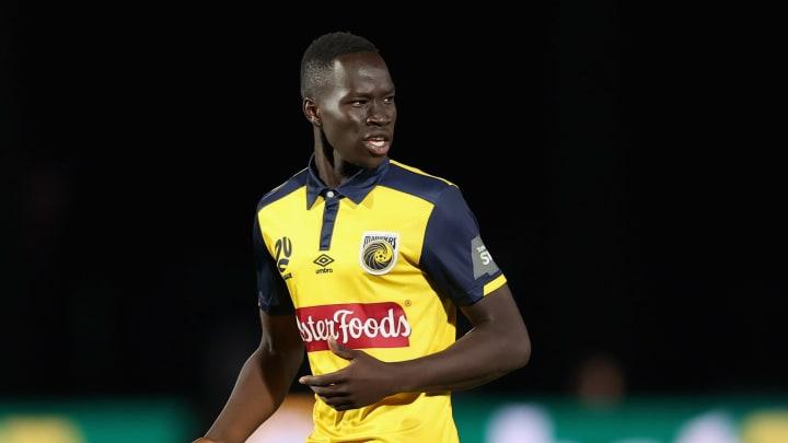 Alou Kuol wechselt zum VfB