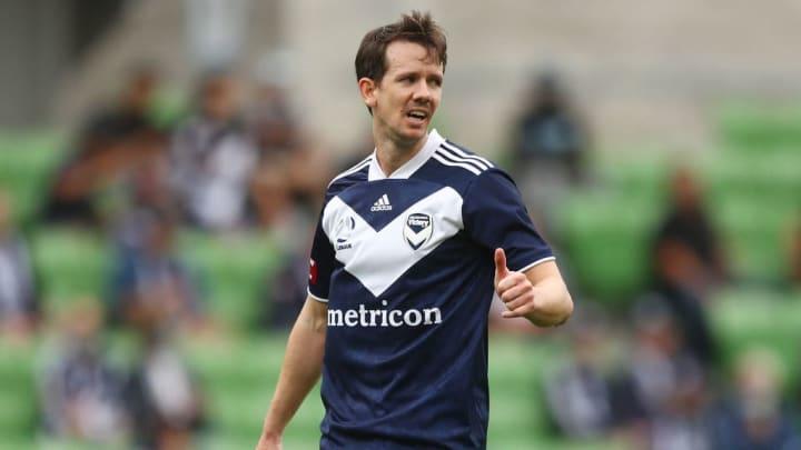 Robbie Kruse von Melbourne Victory