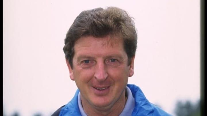 A portrait of Roy Hodgson the manager of Inter Milan