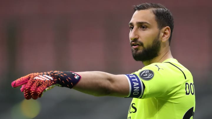 Gianluigi Donnarumma will leave Milan on a free this summer