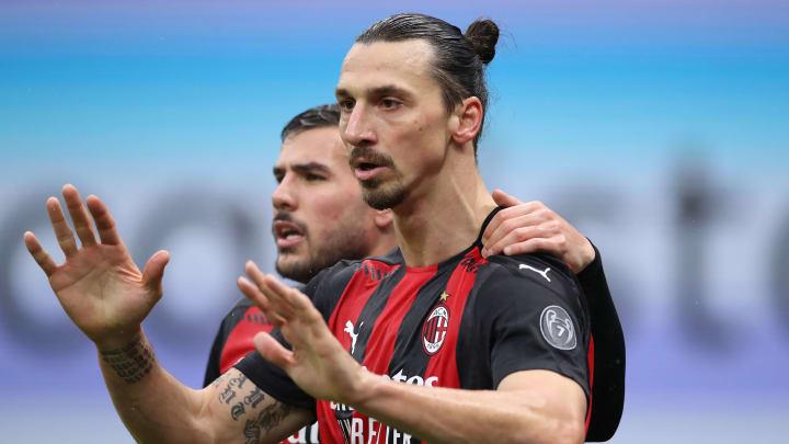 AC Milan  v FC Crotone - Serie A
