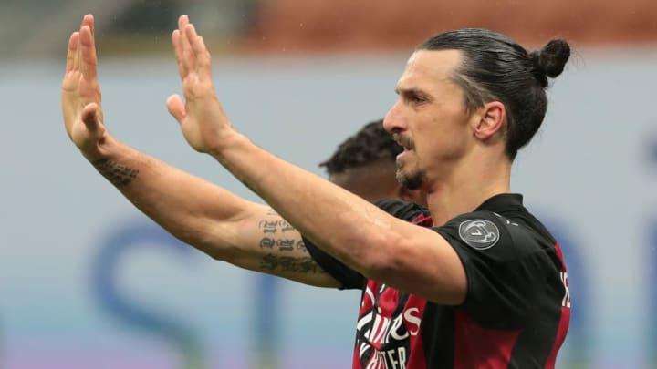 Zlatan Ibrahimovic s'attend à revenir très vite en Ligue des Champions.