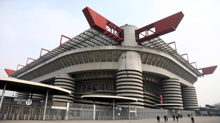 Stadio San Siro, teatro di Inter-Genoa