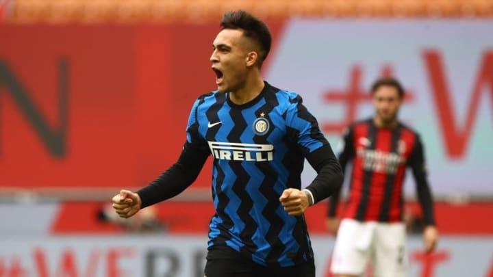 Lautaro anunció que renovará con el Inter de Milan