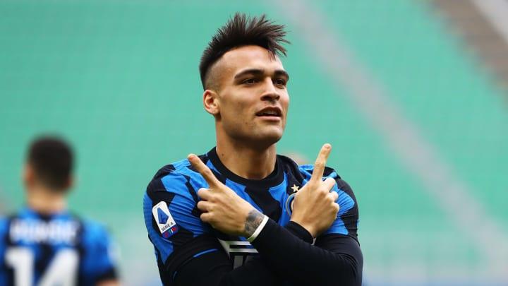 Lautaro Martínez confirmó en la Gazzetta que se queda en el Inter