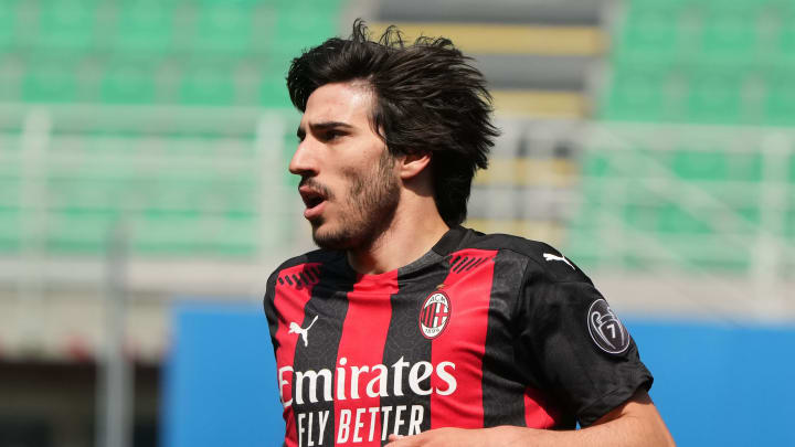 Il Milan deve riscattare Tonali