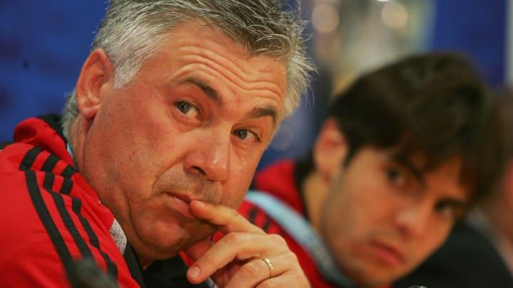 AC Milan Training & Press Conference