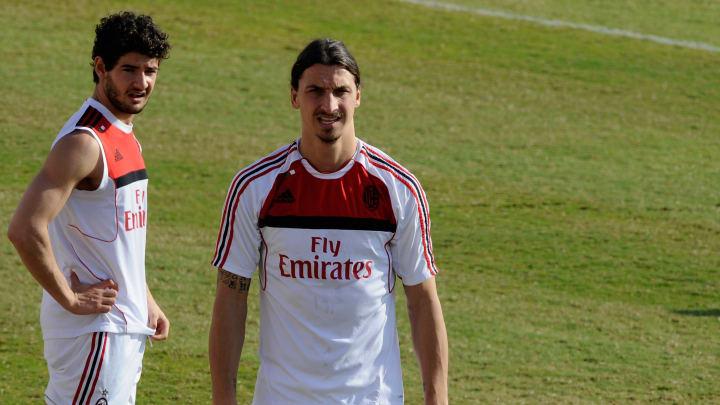 Pato, Zlatan Ibrahimovic