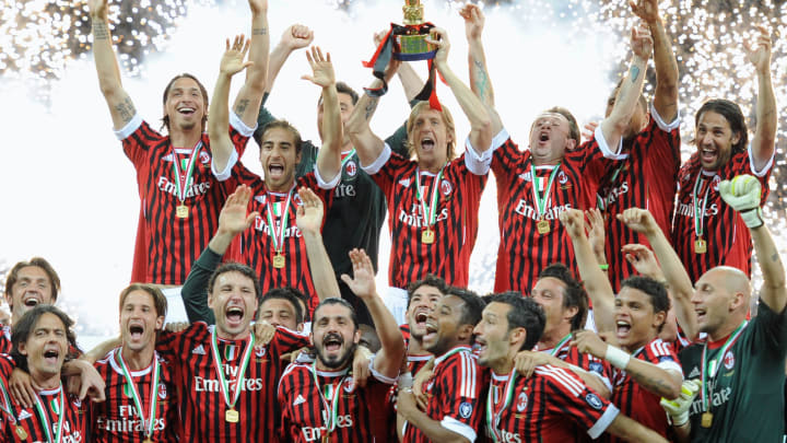 Qué fue de la vida de los futbolistas que consiguieron el último Scudetto  del Milan?