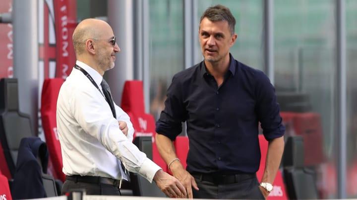 Paolo Maldini, Ivan Gazidis