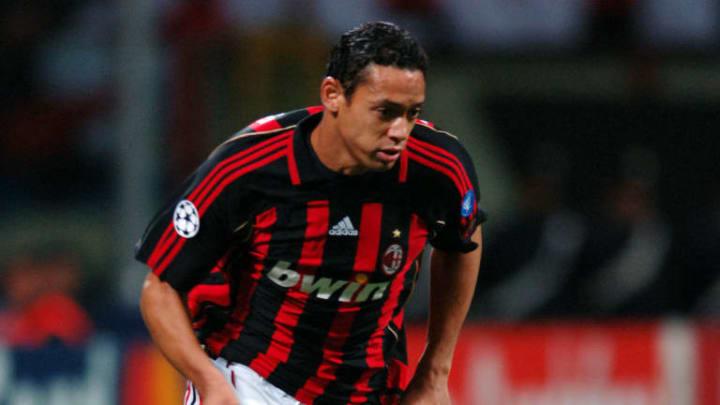 Ricardo Oliveira Milan Champions League